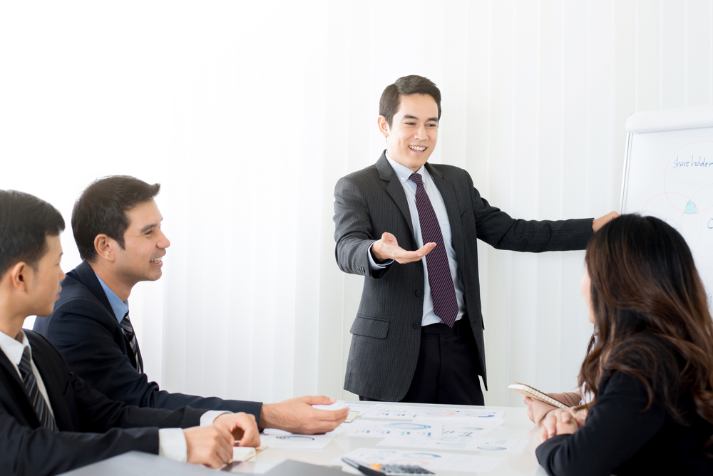Biết lắng nghe nên những người hướng nội thường có tố chất làm lãnh đạo