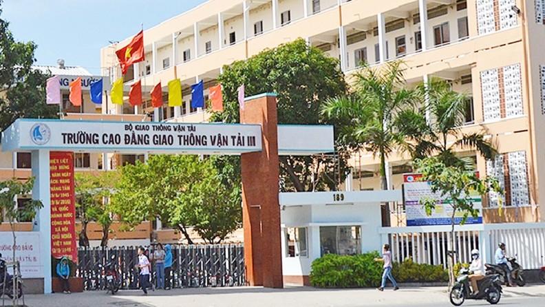 Cao đẳng giao thông vận tải Thành phố Hồ Chí Minh