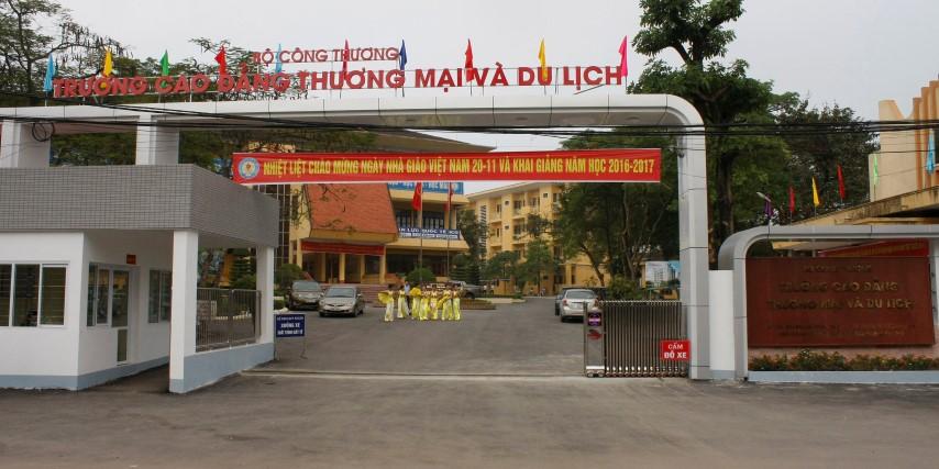 Cao đẳng thương mại và du lịch Hà Nội thuộc trường công lập