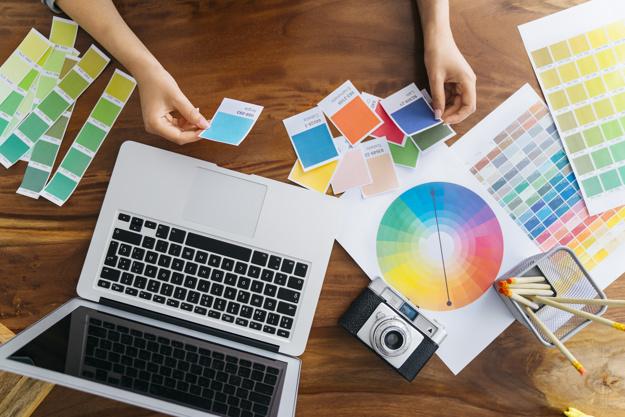chuyên ngành thiết kế đồ họa
