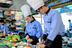 Học nghề nấu ăn ở đâu?