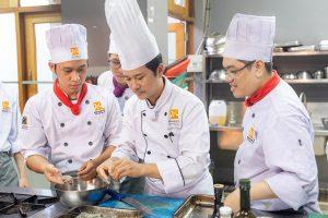 học nghề nấu ăn ở hà nội